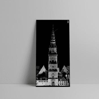 3D Laserscan van de Oude kerk in Amsterdam